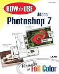 How to Use Adobe Photoshop 7 Cover