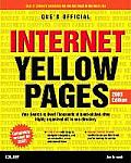 Que's Official Internet Yellow Pages, 2003 Edition