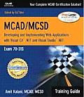 McAd MCSD Training Guide 70 315...