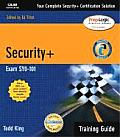 Security+ Training Guide / With CD-rom (03 Edition)