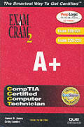 A+ Exam Cram 2 (Exam Cram 220-221, Exam Cram 220-222) with CDROM (Exam Cram 2)