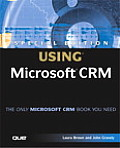 Special Edition Using Microsoft Crm (Special Edition Using)