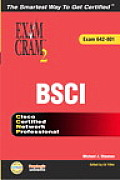 Exam Cram 2 BSCI with CDROM (Exam Cram 2)