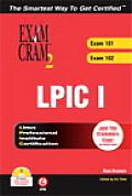 LPIC 1 Exam Cram 2 Exam 101 Exam 102 With CDROM