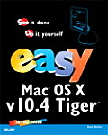 Easy Mac Os X Tiger