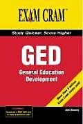 General Education Development (GED) Exam Cram (Exam Cram)