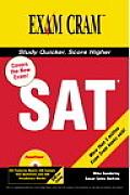 The New SAT Exam Cram 2 [With CDROM]