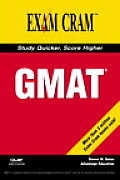 GMAT (Exam Cram) Cover