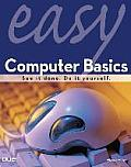 Easy Computer Basics Cover