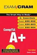 Comptia and Examination Cram - With CD (3RD 08 Edition)