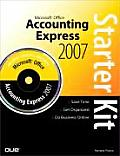 Microsoft Office Accounting Express 2007 Starter Kit (Starter Kit)