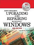 Upgrading and Repairing Microsoft Windows - With DVD (2ND 08 Edition)