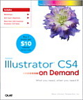 Adobe Illustrator CS4 on Demand (On Demand) Cover
