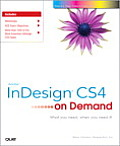 Adobe InDesign CS4 On Demand