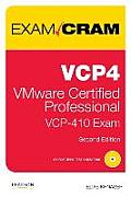 VCP4 exam cram; VMware certified professional, 2d ed. (CD-ROM included)