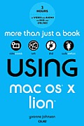 Using Mac OS X Lion (Using Using)