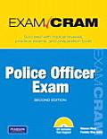 Police Officer Exam Cram (Exam Cram)