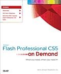Adobe Flash Professional Cs5 on Demand (On Demand) Cover