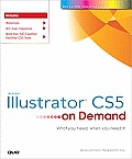 Adobe Illustrator Cs5 on Demand (On Demand) Cover