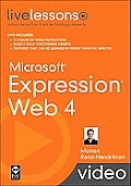 Microsoft Expression Web 4 Livelessons Video Training