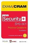 Comptia Security+ Sy0-301 Authorized Practice Questions Exam Cram (Exam Cram)