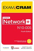 Comptia Network+ N10-005 Authorized Exam Cram (Exam Cram)