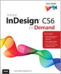 Adobe Indesign CS6 on Demand (13 Edition)