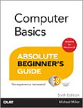 Computer Basics Absolute Beginner's Guide, Windows 8 Edition (Absolute Beginners Guide)