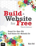 Build a website for free, 3d ed