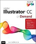 Adobe Illustrator CC on Demand (On Demand)