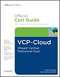 Vcp-Cloud Official Cert Guide (with DVD): Vmware Certified Professional - Cloud (Vmware Press Certification)