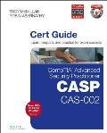Comptia Advanced Security Practitioner (Casp) Cas-002 Cert Guide (Cert Guide)