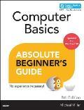 Computer Basics Absolute Beginner's Guide, Windows 10 Edition (Absolute Beginner's Guides)