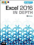 Excel 2016 in Depth (Includes Content Update Program) (In Depth)