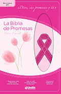 Biblia de Prom Piel Rosa ACA-Cncer: Promise Bible Leather Pink ACA-Cancer