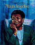 Maya Angelou Black Americans Of Achievem