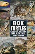Box Turtles: Keeping & Breeding Them in Captivity
