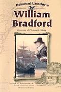 William Bradford Governor Of Plymouth