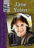 Jane Yolen (Who) (Who Wrote That?)