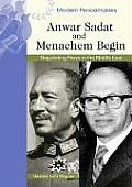 Anwar Sadat and Menachem Begin (Modern Peacemakers) Cover