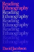 Reading Ethnography (91 Edition)