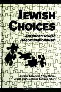 Jewish Choices: American Jewish Denominationalism