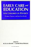 Early Care and Education for Children in Poverty