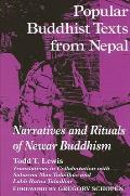 Popular Buddhist Texts From Nepal : Narratives and Rituals of Newar Buddhism (00 Edition)