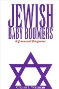 Jewish Baby Boomers: A Communal Perspective