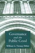 Governance & The Public Good