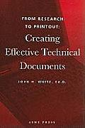 From Research to Printout: Creating Effective Technical Documents