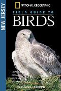National Geographic Field Guide to Birds: New Jersey (Field Guide to the Birds of North America) Cover