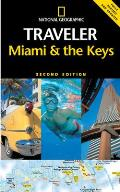 National Geographic Traveler Miami & The Keys 2nd Edition
