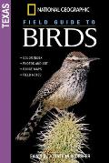 National Geographic Field Guide to Birds: Texas